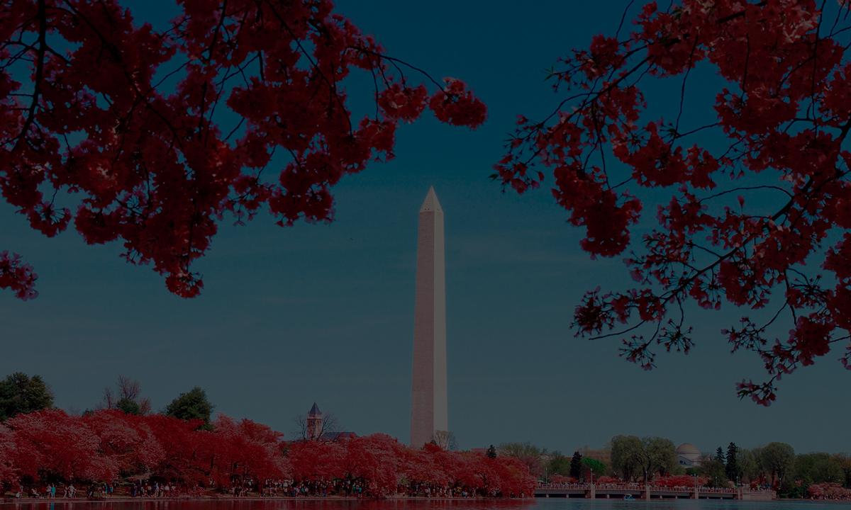 Senior Living rich history in Washington DC National Monument