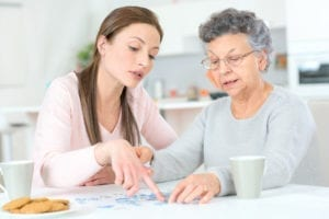 assisted living vs. nursing home