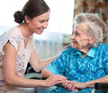 being a caregiver