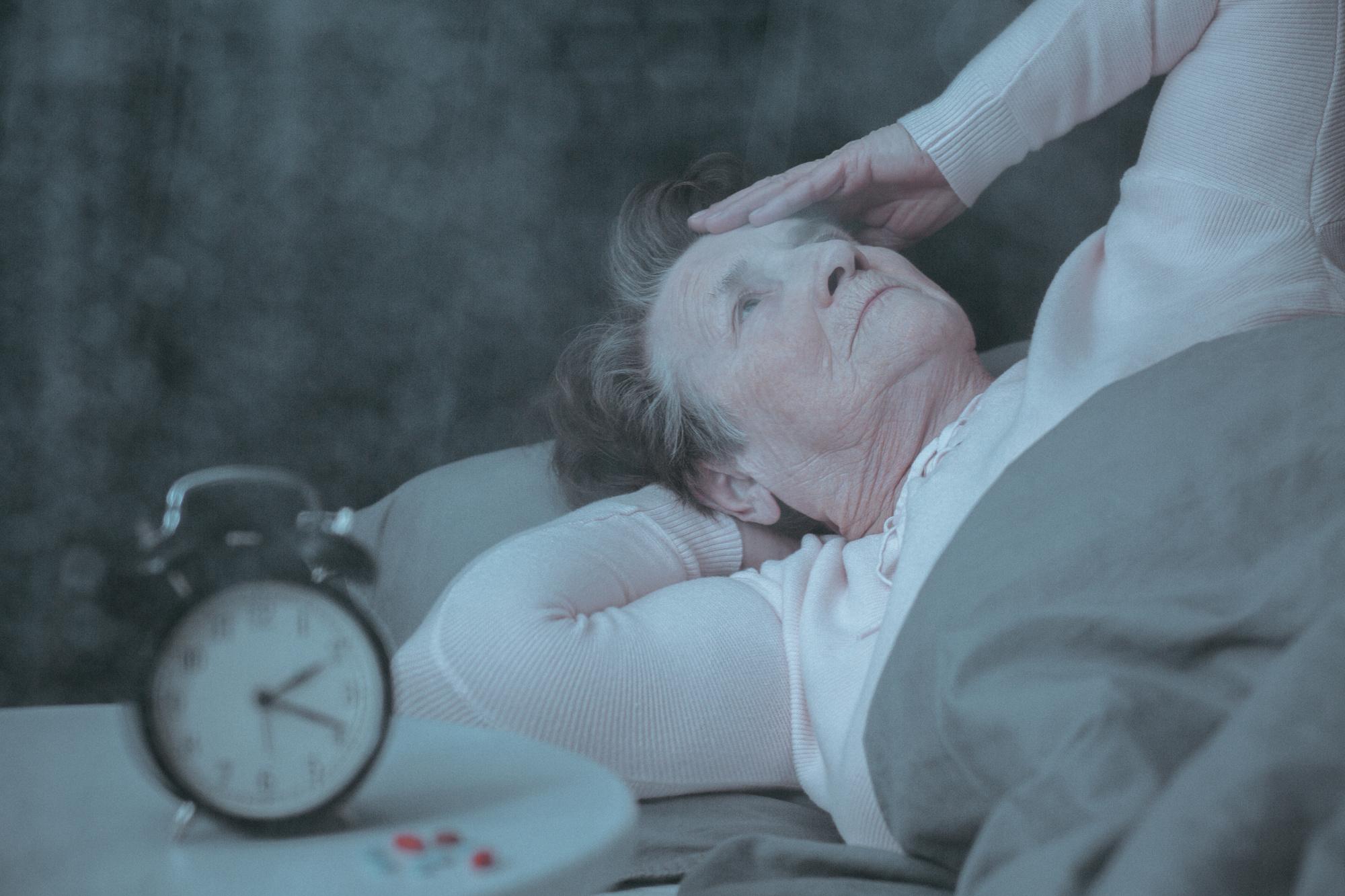 dementia and sleep