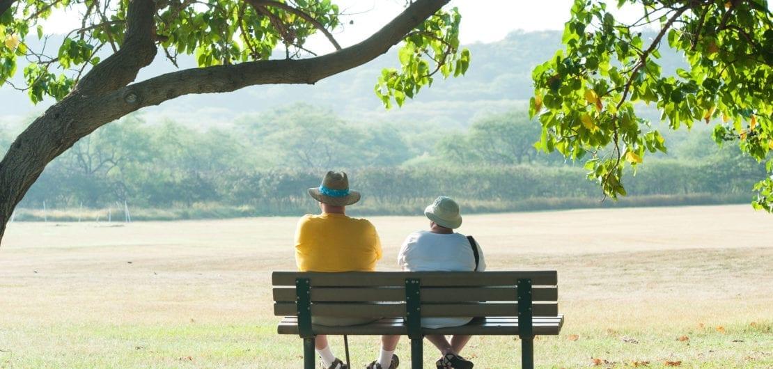 senior citizen living