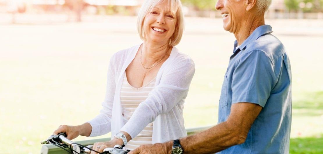 choosing senior living