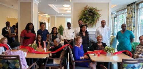 Senior Living Community Washington DC Grand Opening